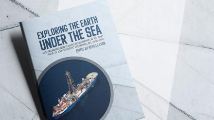 Exploring the Earth Under the Sea – public lecture and book launch