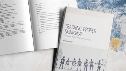 Book launch: Teaching 'Proper' Drinking?