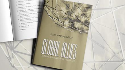 Global Allies – public lecture and book launch