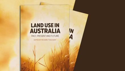 Book launch: Land Use in Australia
