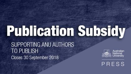 Publication Subsidy