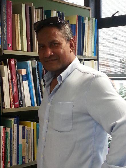 Dr Steven Ratuva