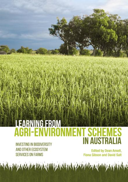 Learning from agri-environment schemes in Australia