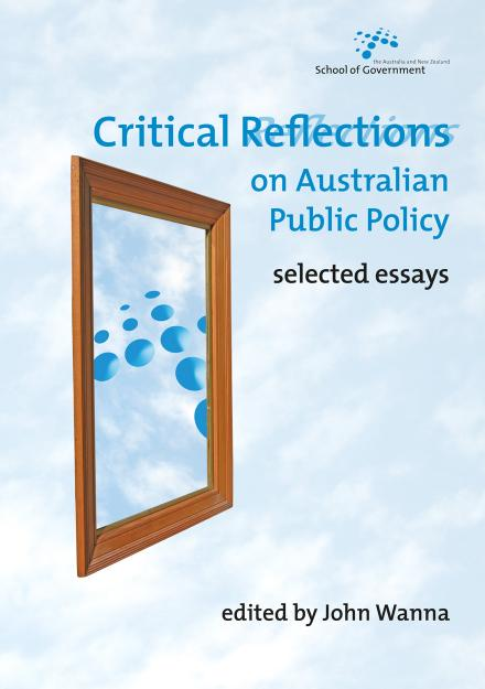 critical reflections on n public policy anu press anu