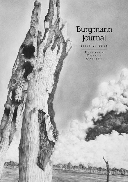 Burgmann Journal Issue 5, 2016