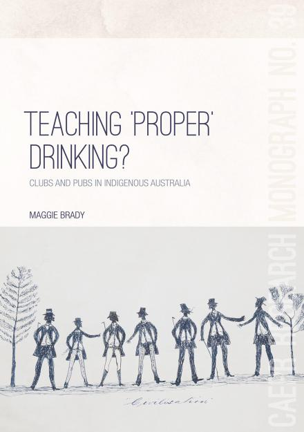 Teaching 'Proper' Drinking?