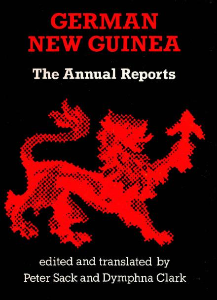 ANU_Press_German_NG_Annual_Reports