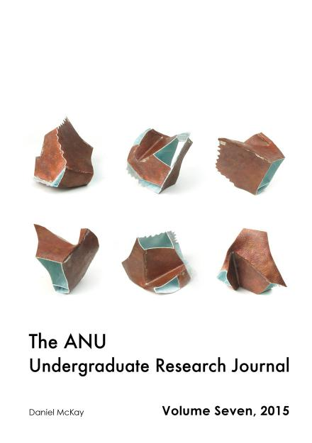 ANU Undergraduate Research Journal: Volume Seven, 2015