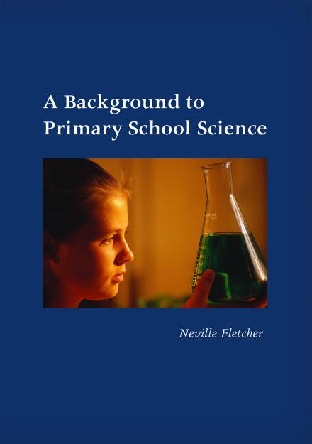 Cover page of A Background to Primary School Science