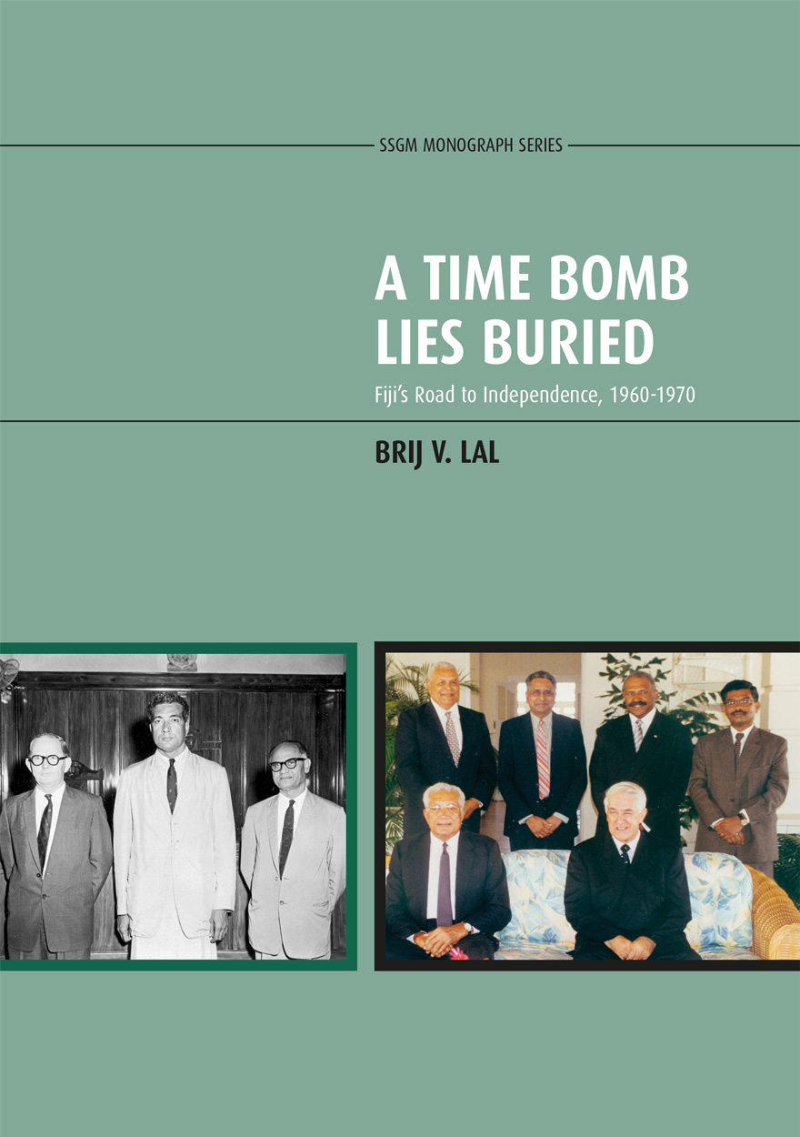 A Time Bomb Lies Buried