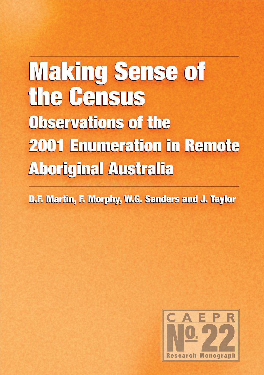 Making Sense of the Census