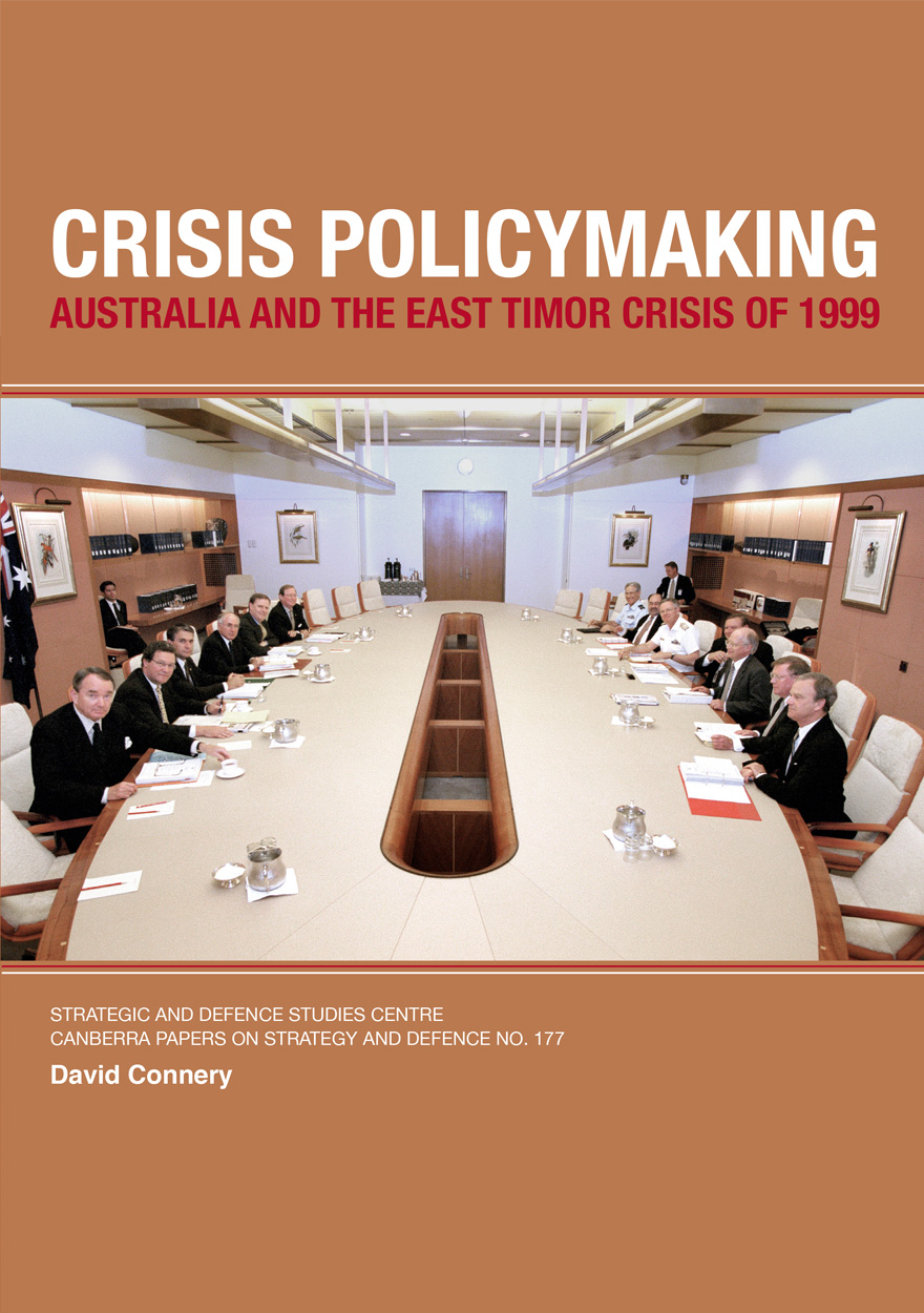 Crisis Policymaking