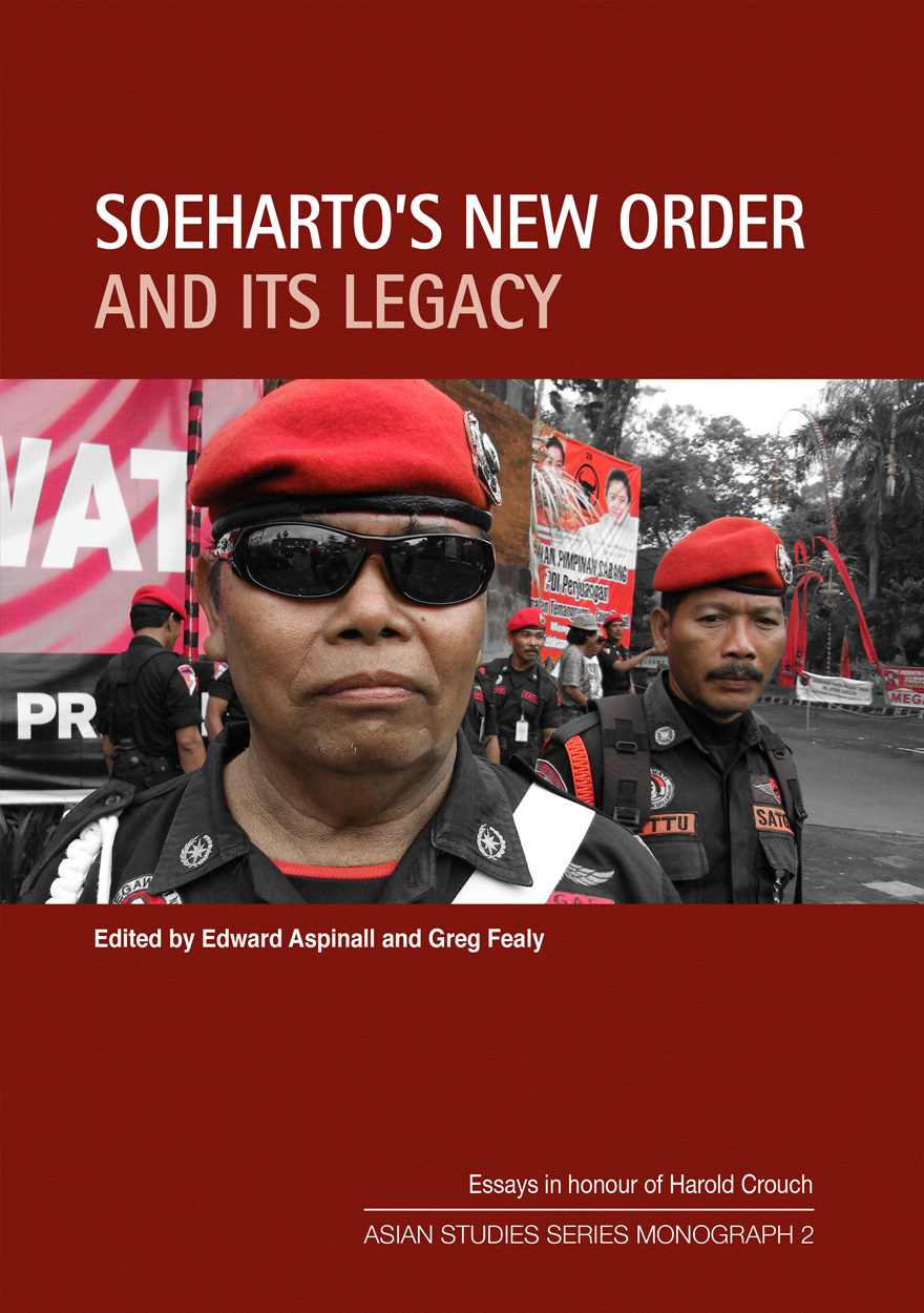 Soeharto's New Order and Its Legacy