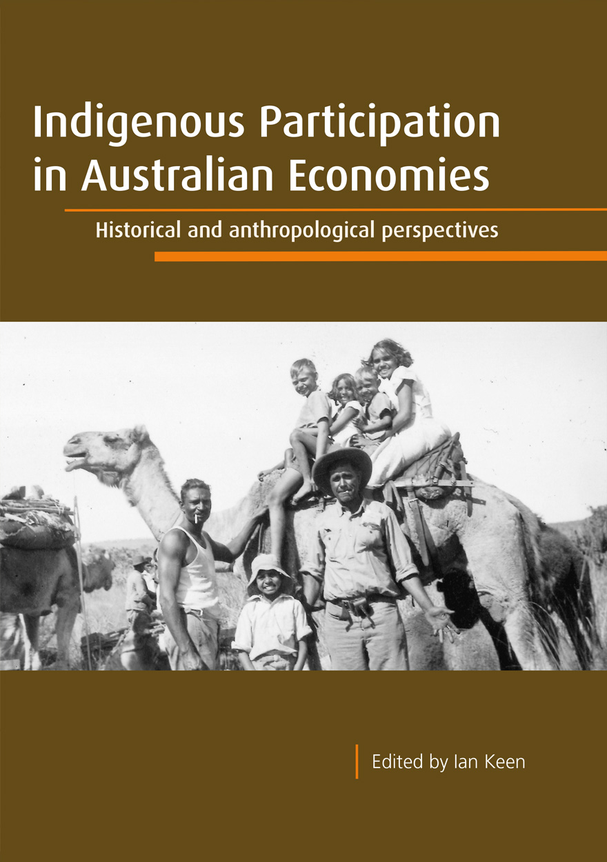 Indigenous Participation in Australian Economies