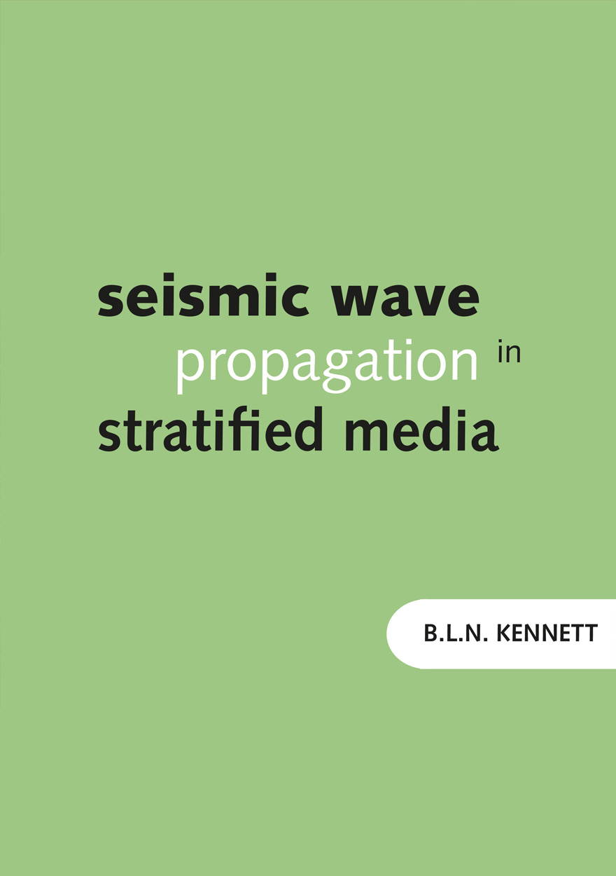Seismic Wave Propagation in Stratified Media
