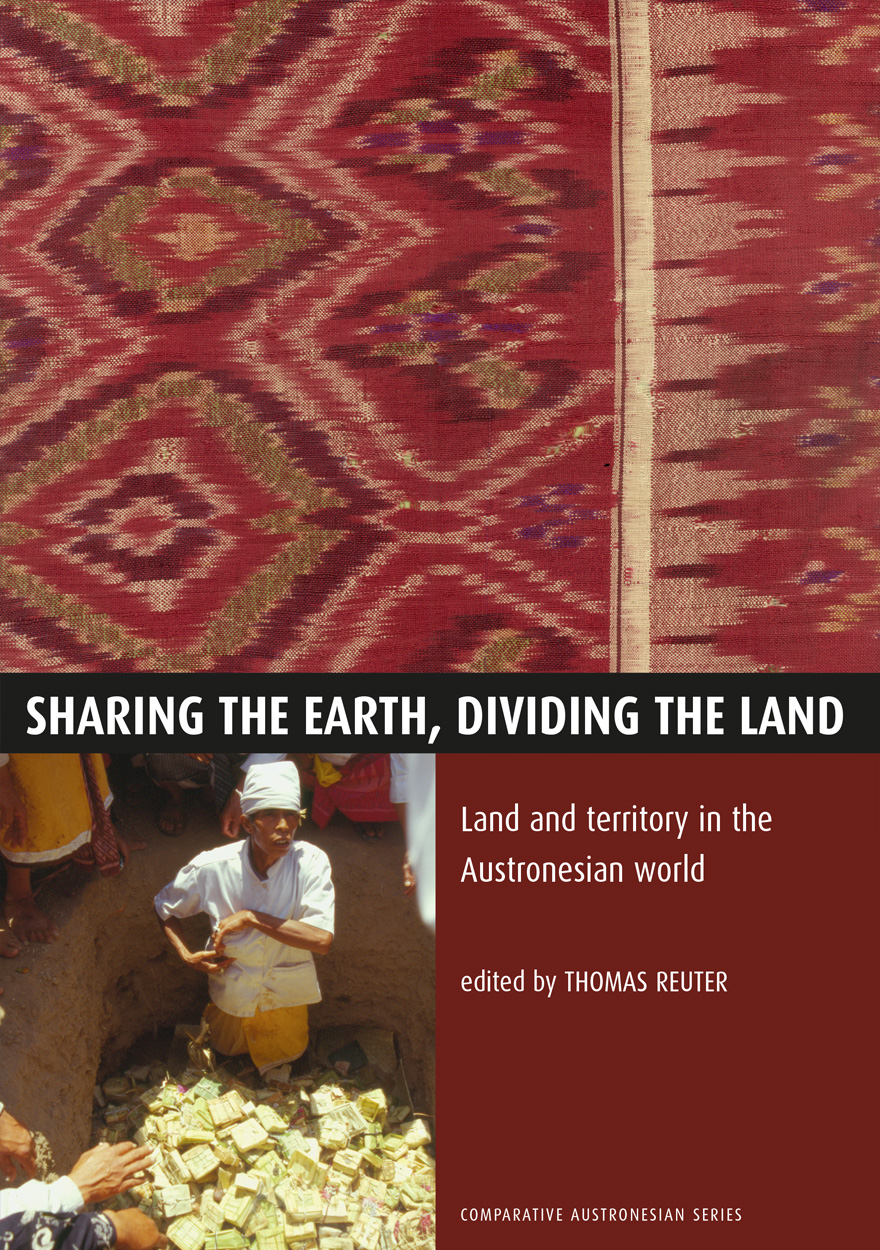 Sharing the Earth, Dividing the Land
