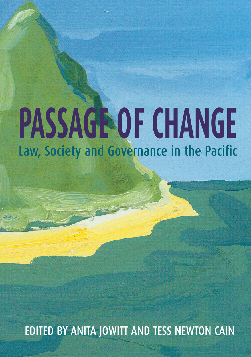 Passage of Change