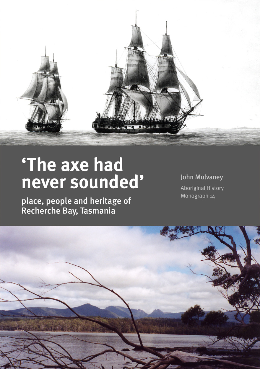 'The Axe Had Never Sounded'