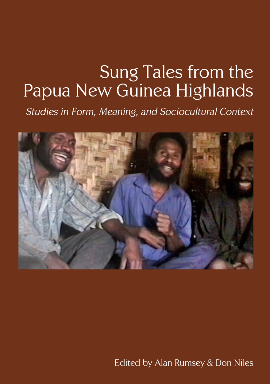 Sung Tales from the Papua New Guinea Highlands