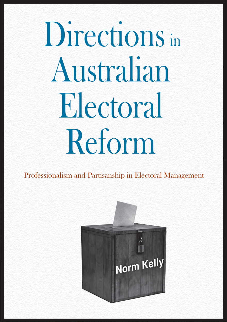 Directions in Australian Electoral Reform
