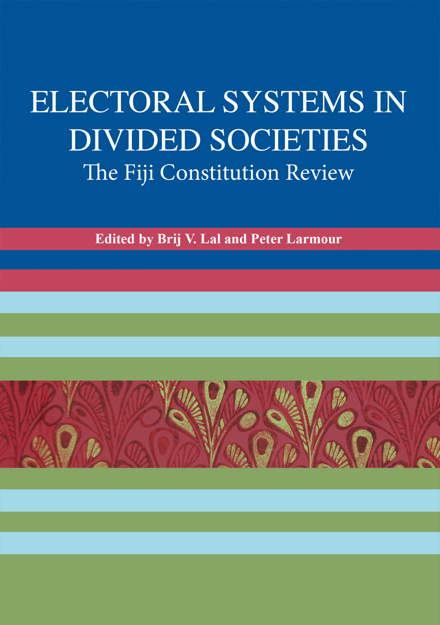 Electoral systems in divided societies