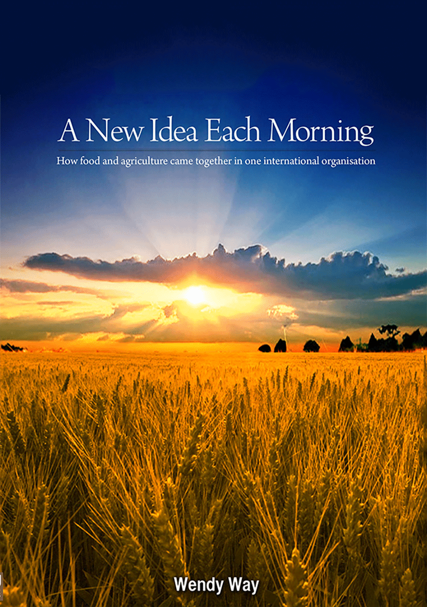 A New Idea Each Morning