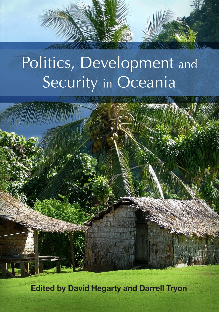 Politics, Development and Security in Oceania