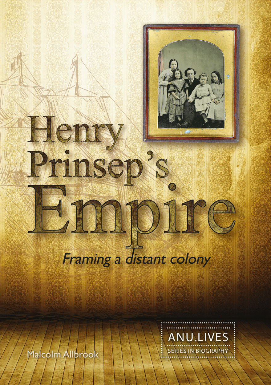 Henry Prinsep's Empire
