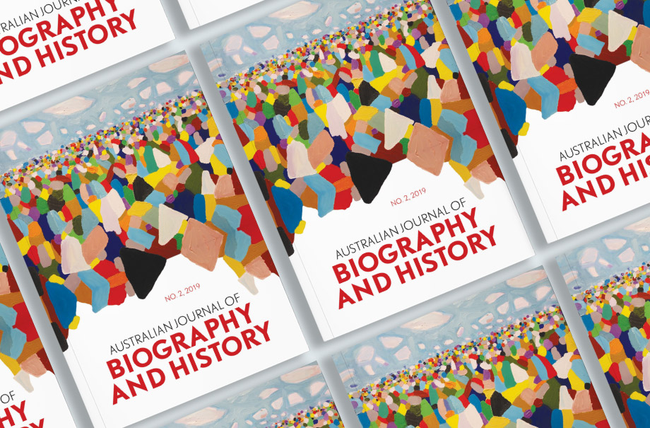 Launch: Australian Journal of Biography and History, No. 2, 2019