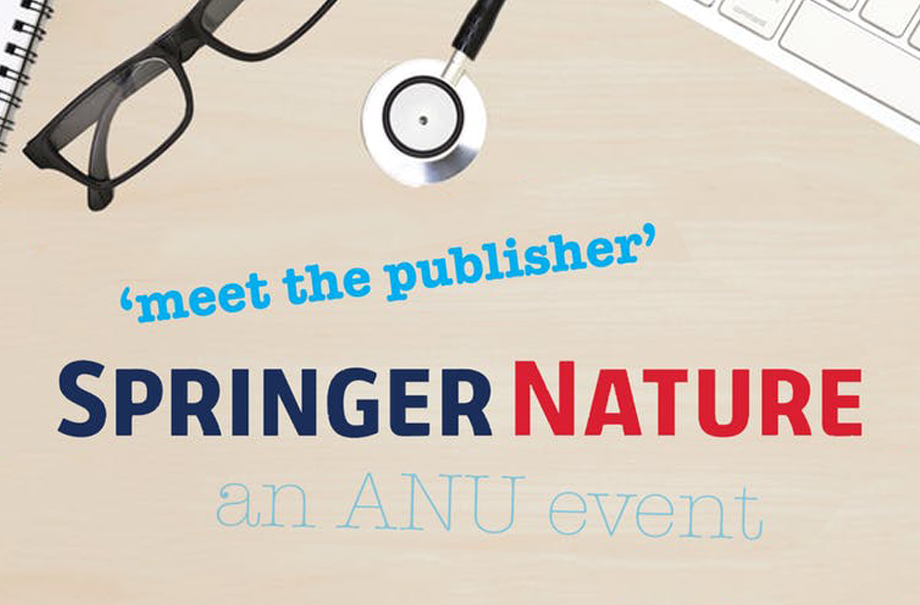 Meet the publisher - Springer Nature