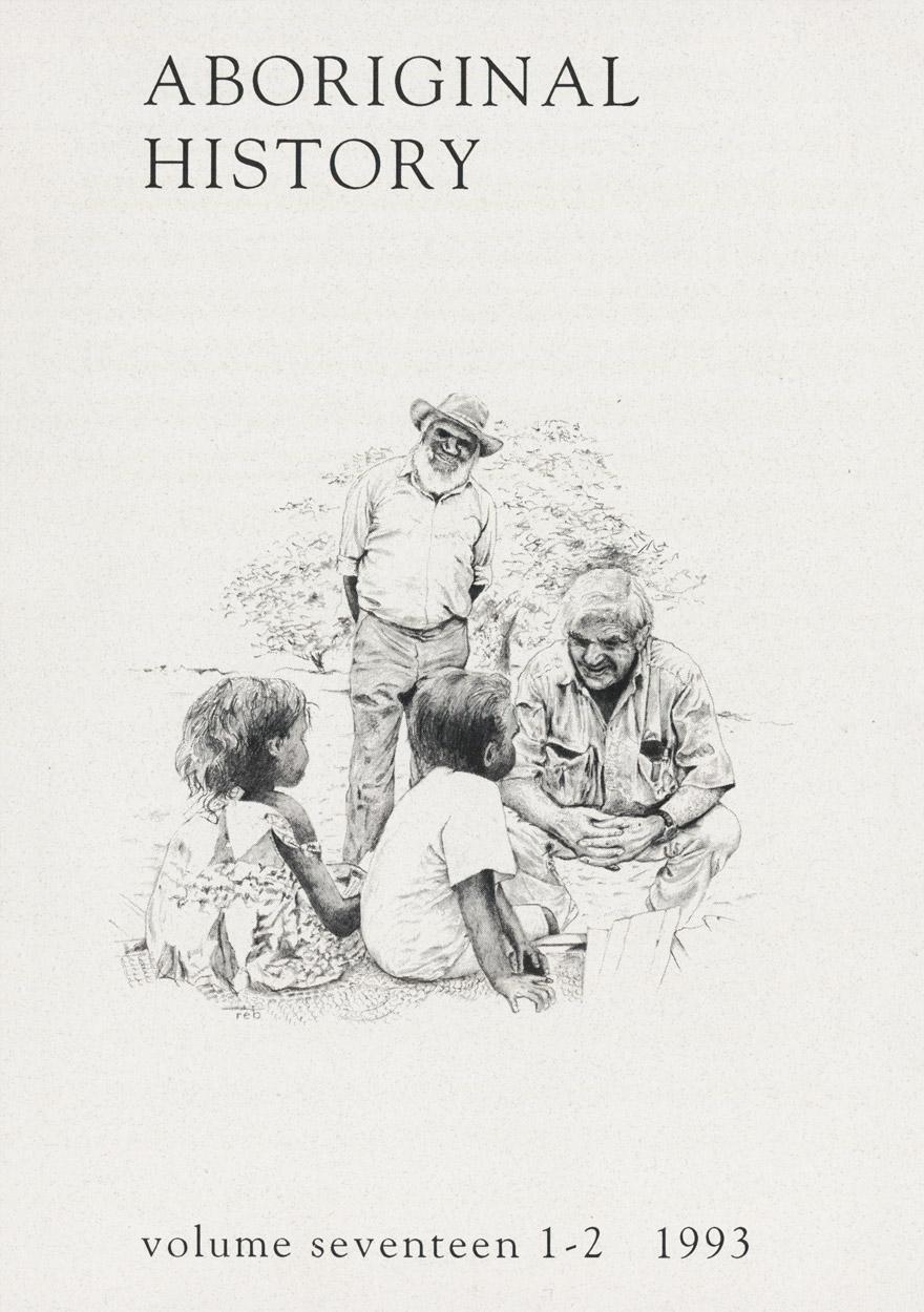 Aboriginal History Journal: Volume 17