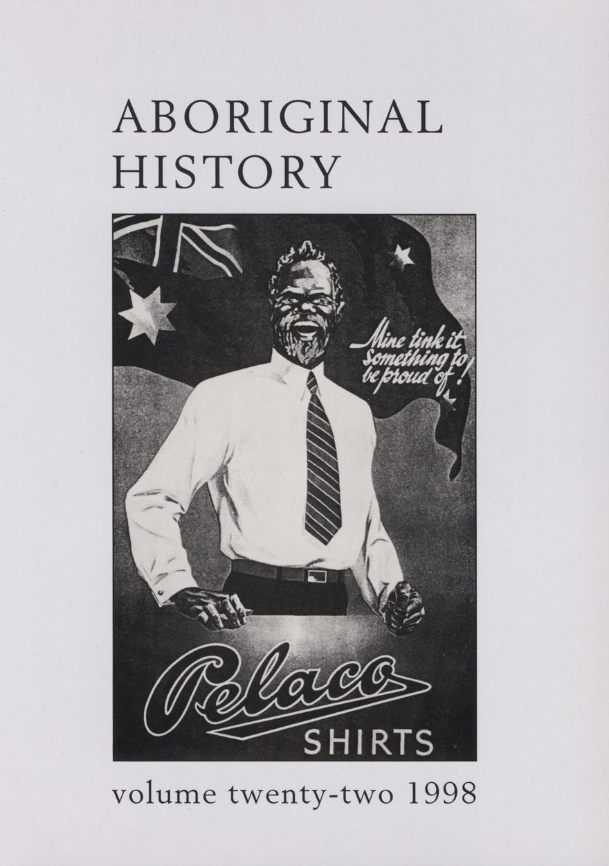 Aboriginal History Journal: Volume 22