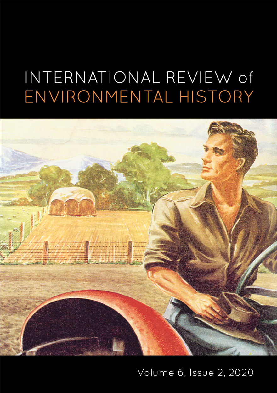 International Review of Environmental History: Volume 6, Issue 2, 2020
