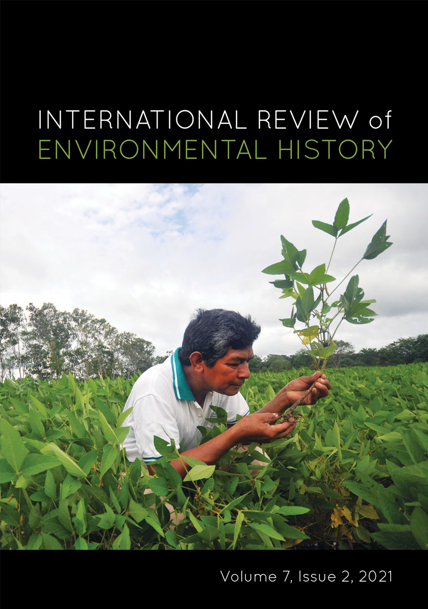 International Review of Environmental History: Volume 7, Issue 2, 2021
