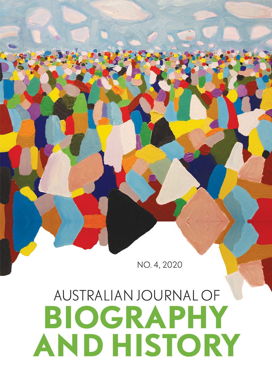 Australian Journal of Biography and History: No. 4, 2020