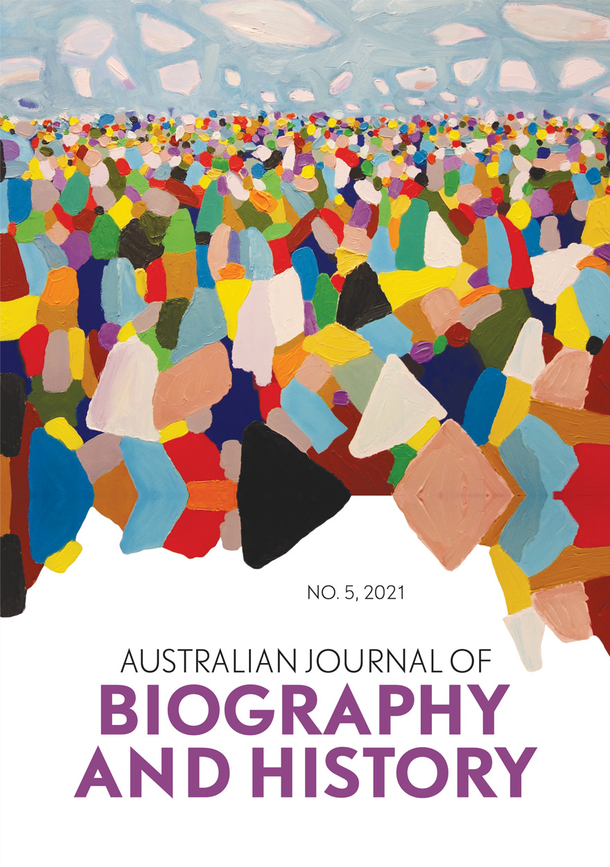 Australian Journal of Biography and History: No. 5, 2021
