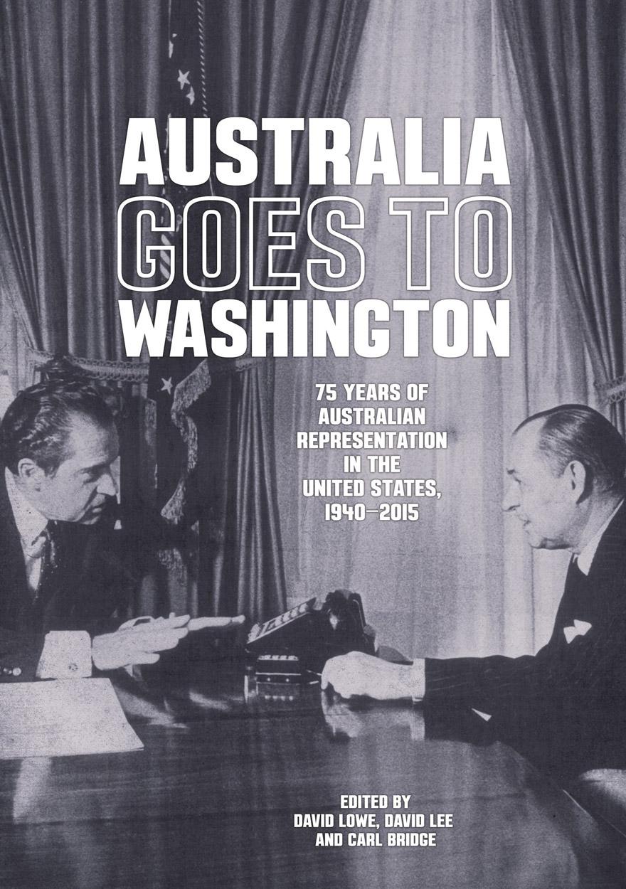 Australia goes to Washington