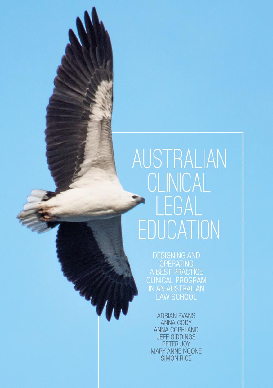 Australian Clinical Legal Education