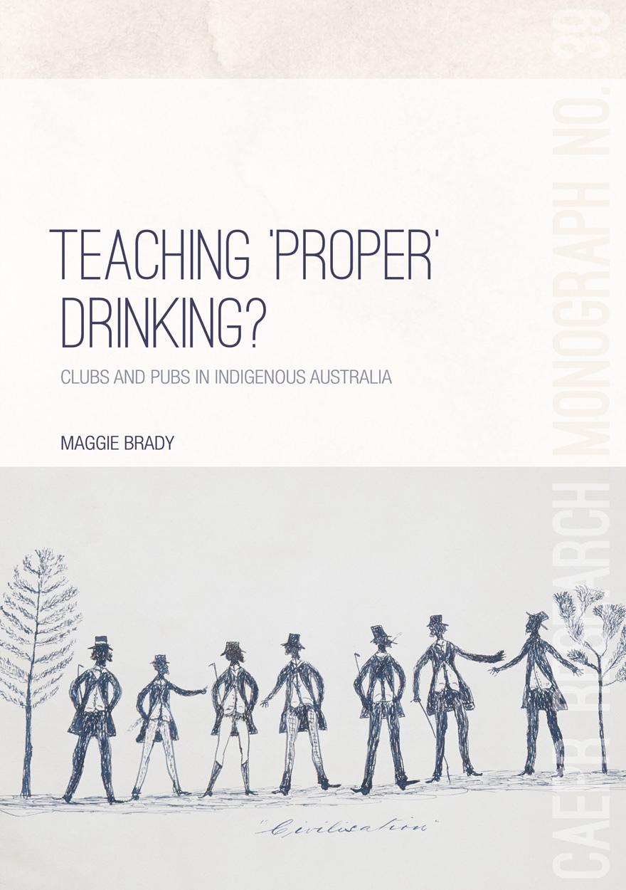 Teaching 'Proper' Drinking?