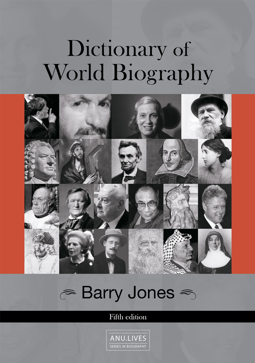 Dictionary of World Biography