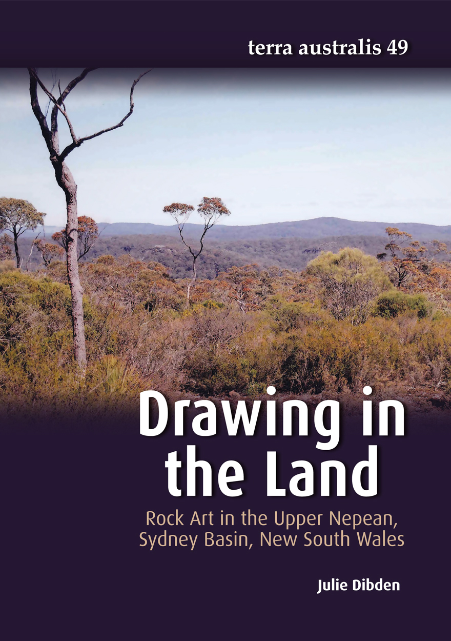 Drawing in the Land (Terra Australis 49)