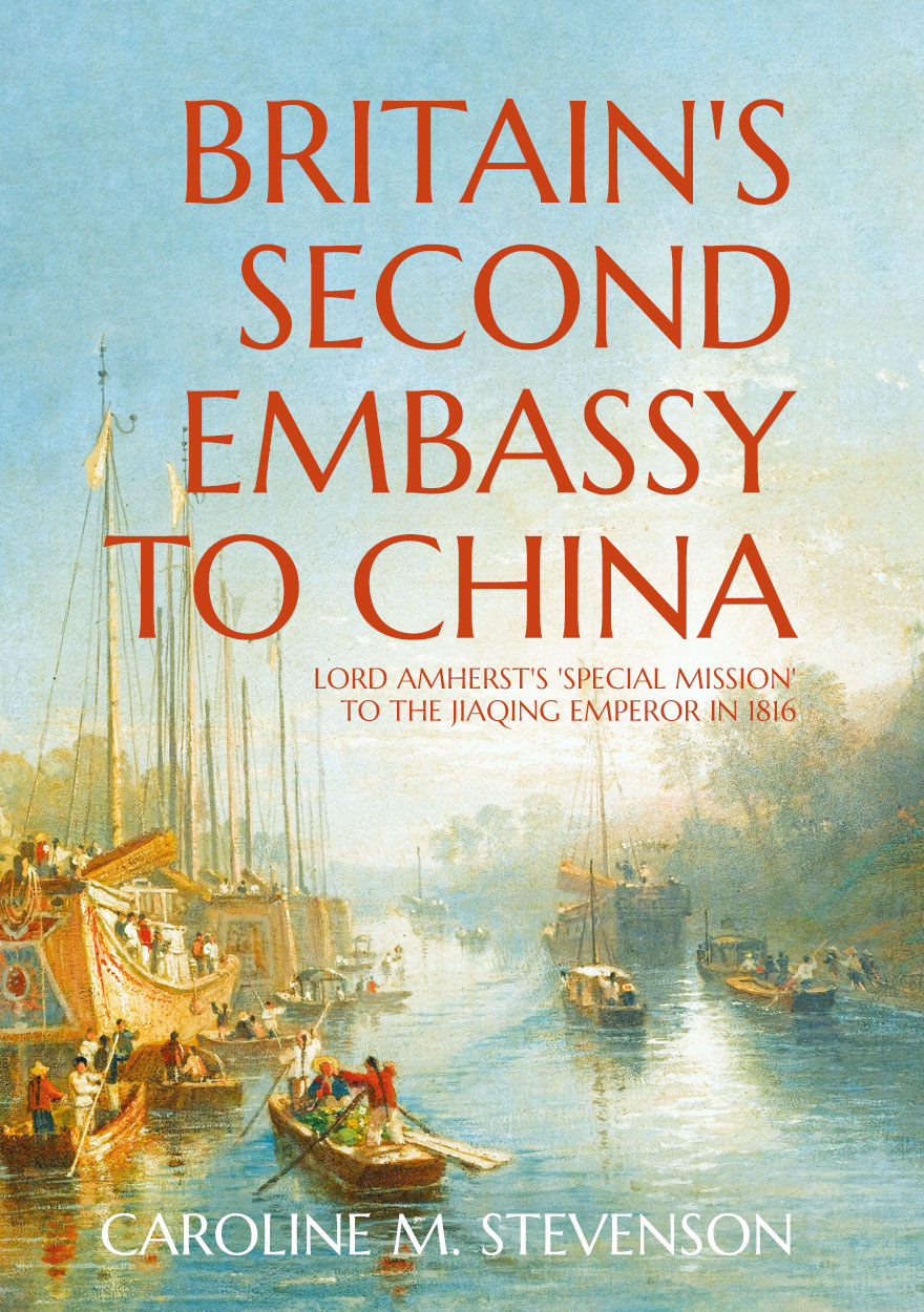 Britain's Second Embassy to China