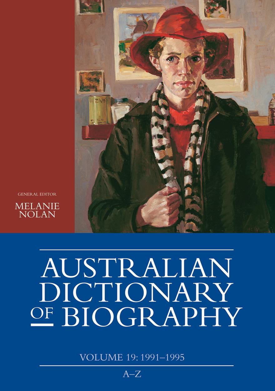 Australian Dictionary of Biography, Volume 19