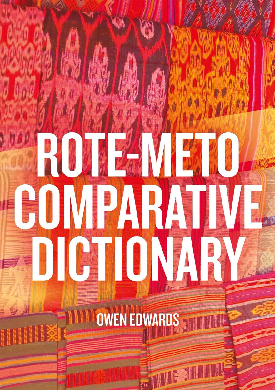 Rote-Meto Comparative Dictionary