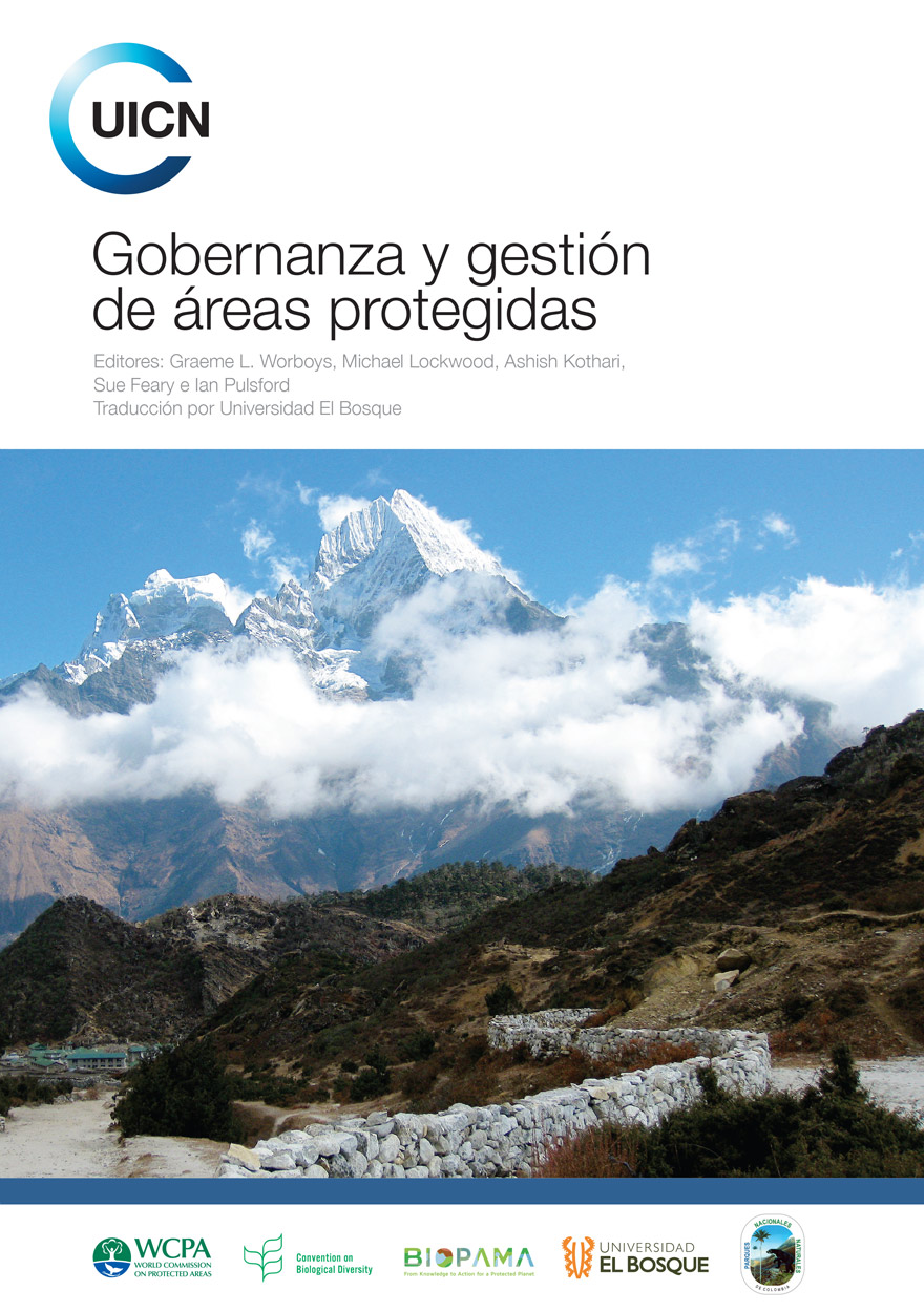 Gobernanza y gestión de áreas protegidas