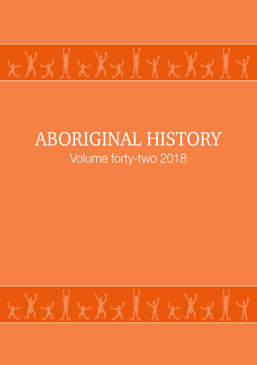 Aboriginal History Journal: Volume 42