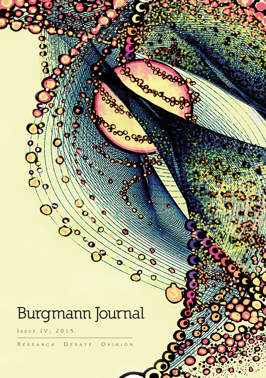 Burgmann Journal - Research Debate Opinion: Issue 4, 2015