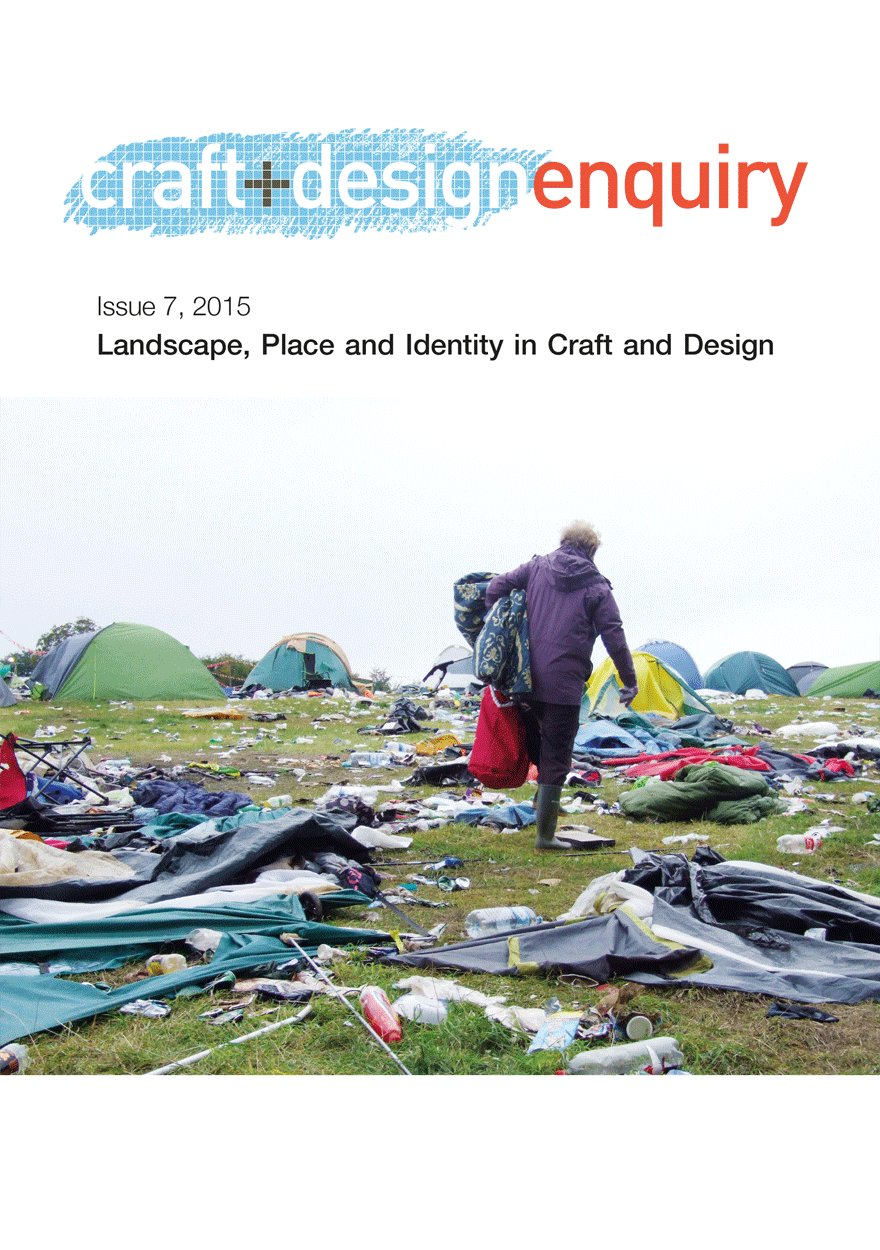 craft + design enquiry: issue 7, 2015