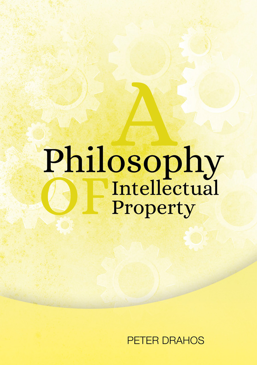 A Philosophy of Intellectual Property