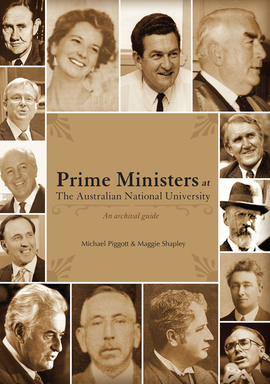Prime Ministers at The Australian National University